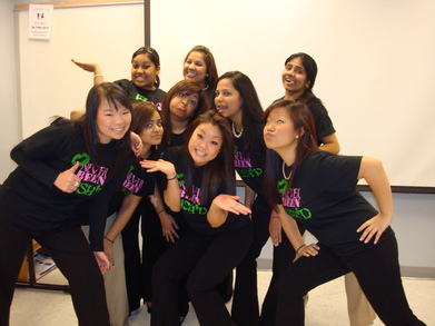 The Ladies Of Kappa Phi Gamma Sorority, Inc. T-Shirt Photo