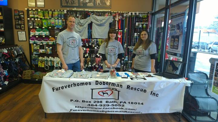 Pet Valu Meet The Rescue/Adoption Event, Flourtown, Pa T-Shirt Photo