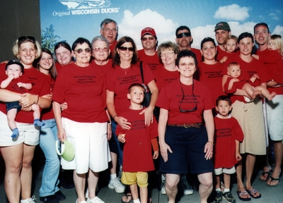 New Family Reunion T-Shirt Photo