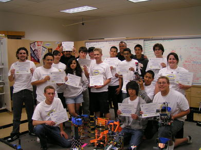 2008 Hive Bot Team T-Shirt Photo
