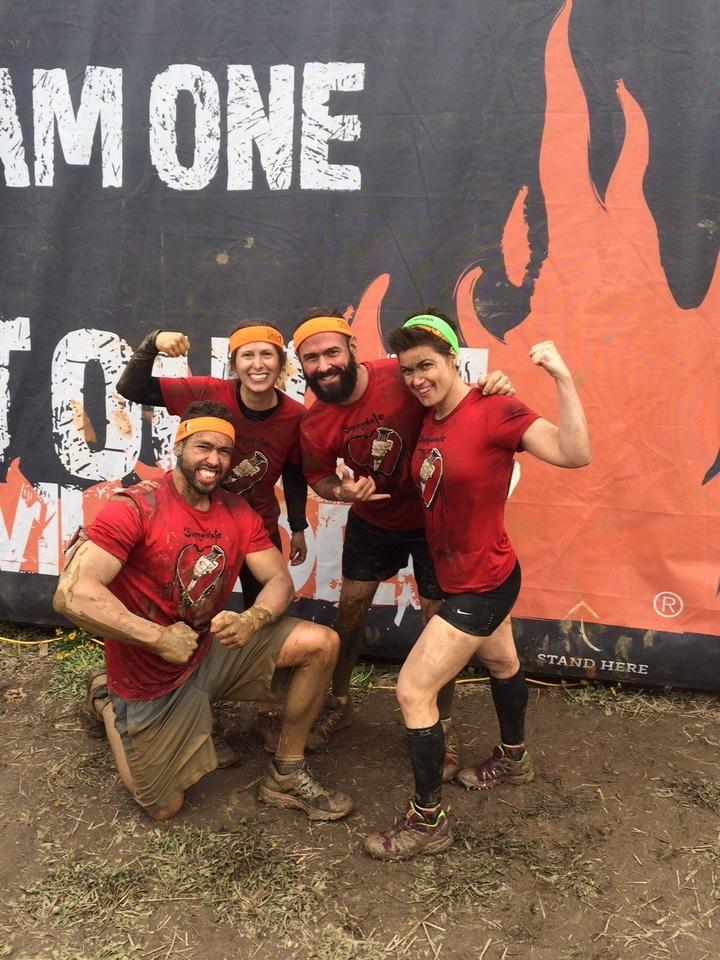 Mud Slayers 2015 T-Shirt Photo