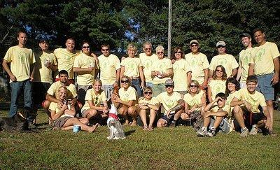 The Rutz Labor Day Gang T-Shirt Photo