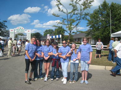 Ragdolls Volunteer For Misericordia Festival T-Shirt Photo