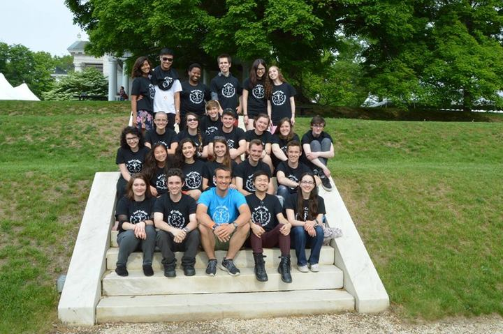 Bard Ems Squad Fall 2014 Spring 2015 T-Shirt Photo