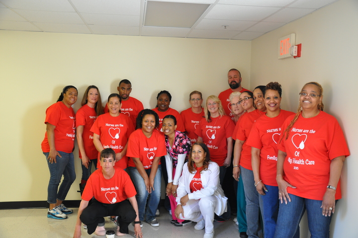 Nurses Week 2015 T-Shirt Photo