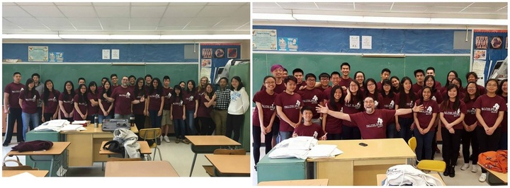 Falculus 2014 2015 (Bc Calculus) T-Shirt Photo