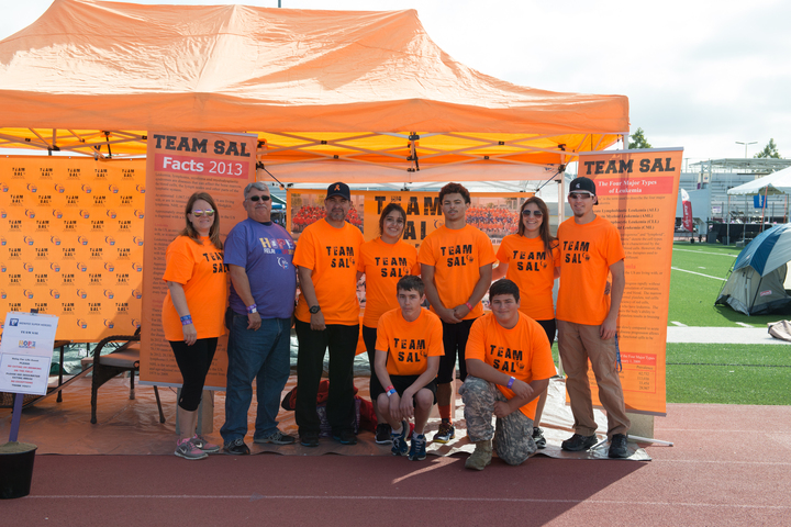 Team Sal 2015  T-Shirt Photo