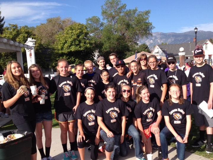 Carson Valley Middle School Njhs T-Shirt Photo