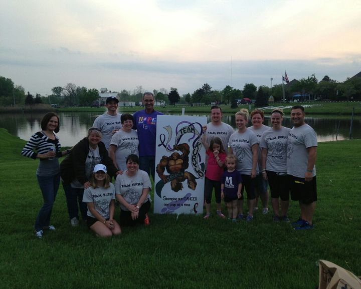 Team Kurylo   Relay For Life T-Shirt Photo