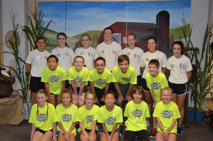 Kentucky Jump Rope Camp T-Shirt Photo