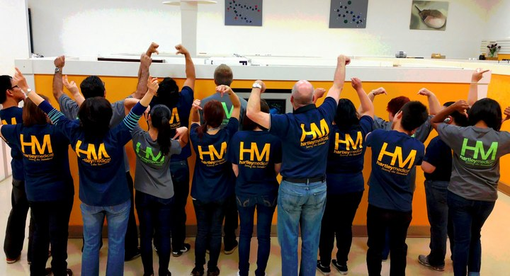 Great Team Spirit  T-Shirt Photo