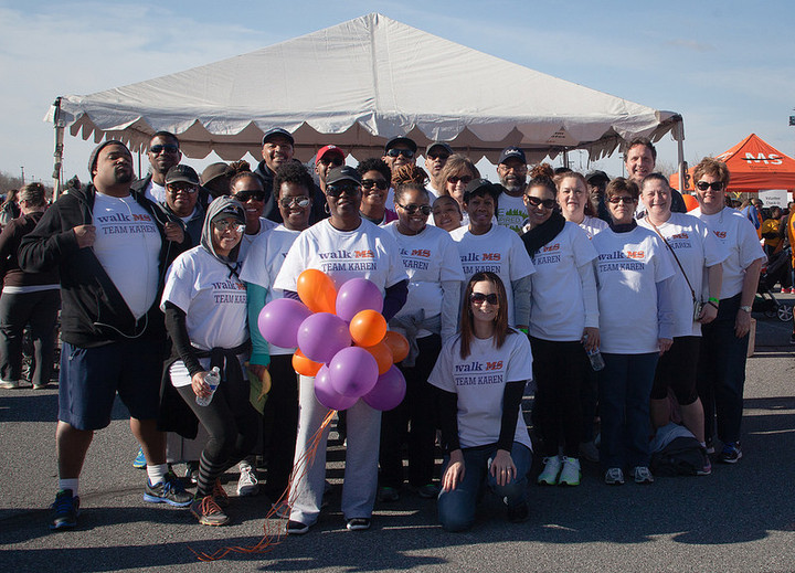Team Karen   Walk Ms 2015 T-Shirt Photo