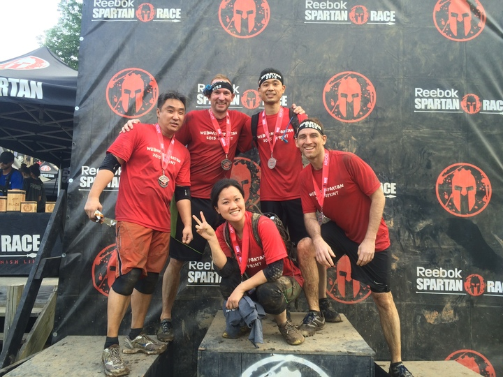 Webmin Tri State Spartan T-Shirt Photo