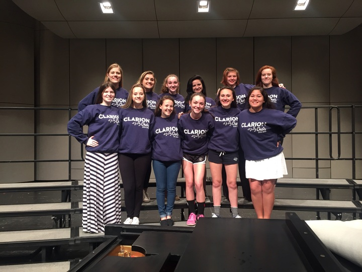 Clarion Choir! T-Shirt Photo