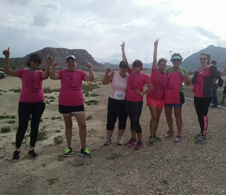 Sweet 5 K Success In The Beautiful Big Bend Of Texas T-Shirt Photo