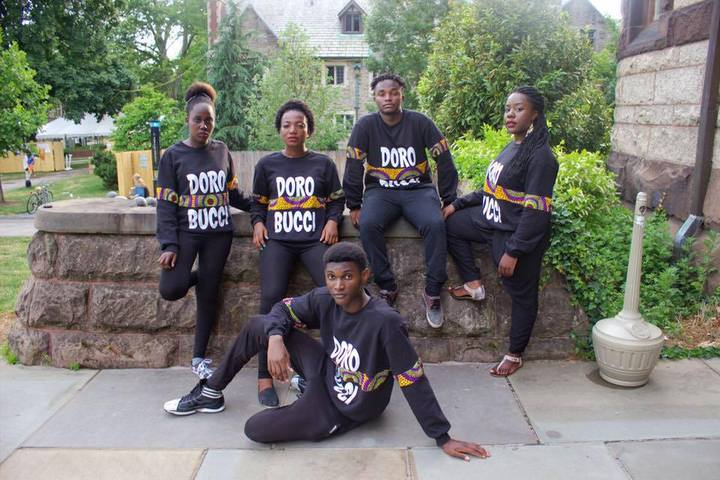 Doro Bucci African Dance Group  T-Shirt Photo