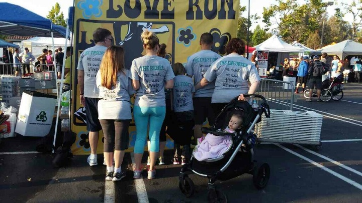 5k Family Fun T-Shirt Photo