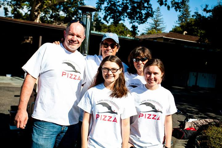 Custom Ink Helps Sell 145 Pizzas In Four Hours T-Shirt Photo