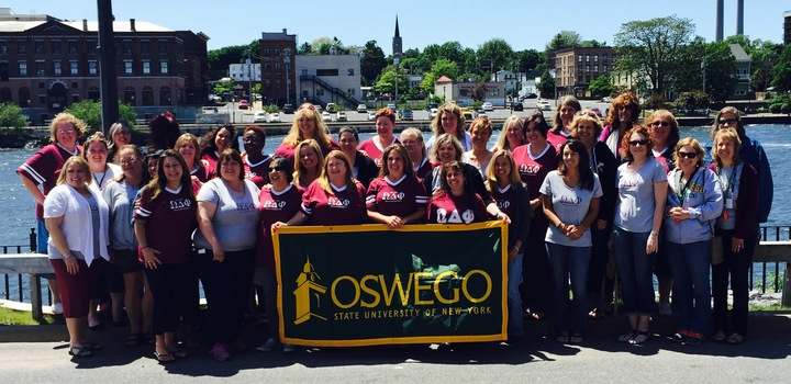 Oswego Omega Reunion 2015 T-Shirt Photo