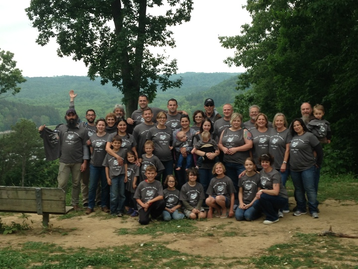 Sabin Family Reunion T-Shirt Photo