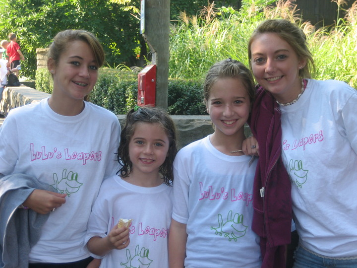 Lulu And Her Sisters! T-Shirt Photo