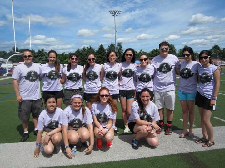 Relay For Life  Team Annie T-Shirt Photo