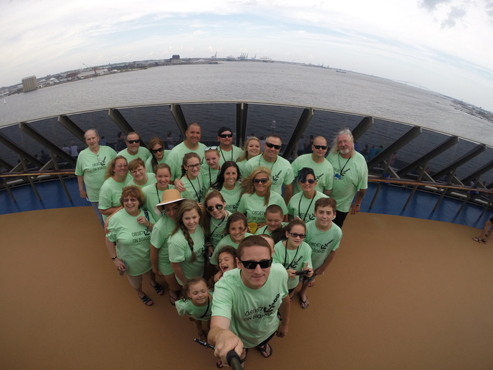 Cruise 2015  T-Shirt Photo