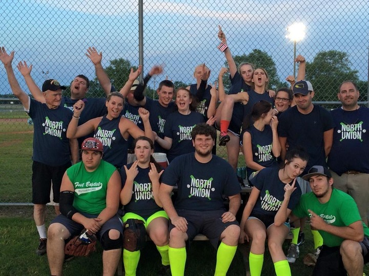 North Union Softball Team T-Shirt Photo