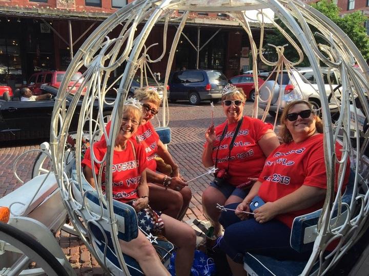 Cousins Gone Wild In Omaha T-Shirt Photo