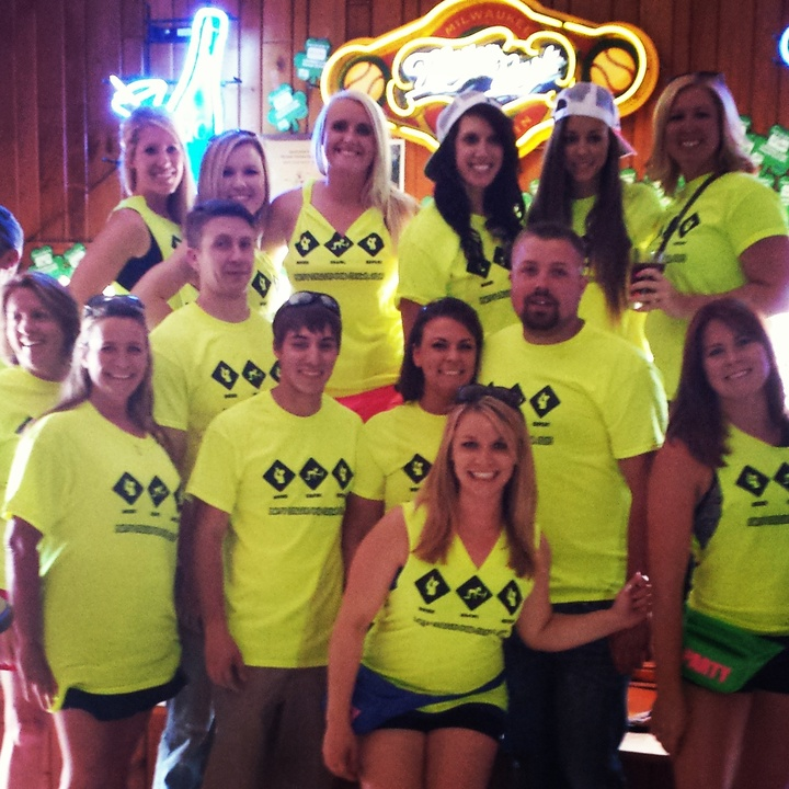 Dirty Stallis Pub Crawl T-Shirt Photo