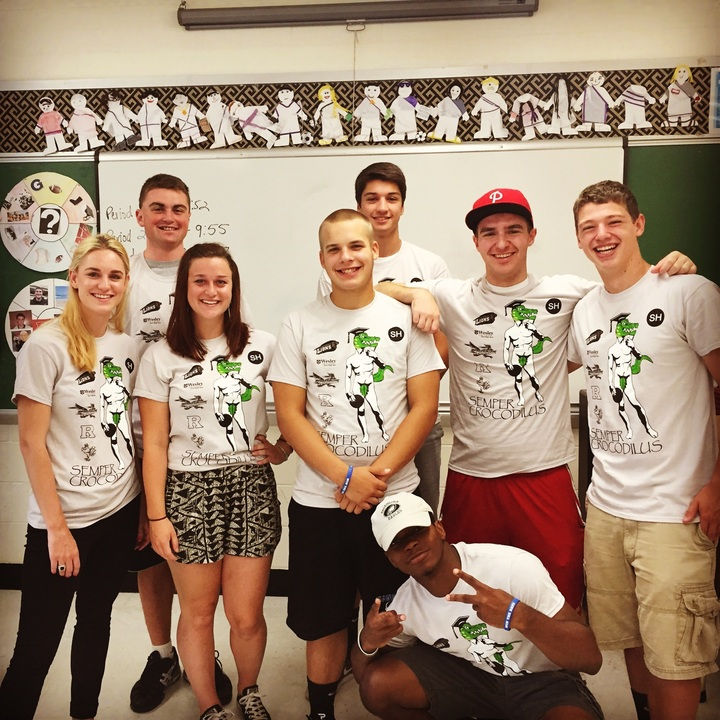 Latin Club Senior Gifts T-Shirt Photo