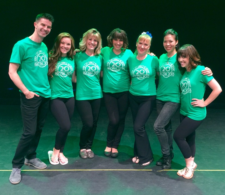 River City Dance Academy's 20th Annual Recital T-Shirt Photo