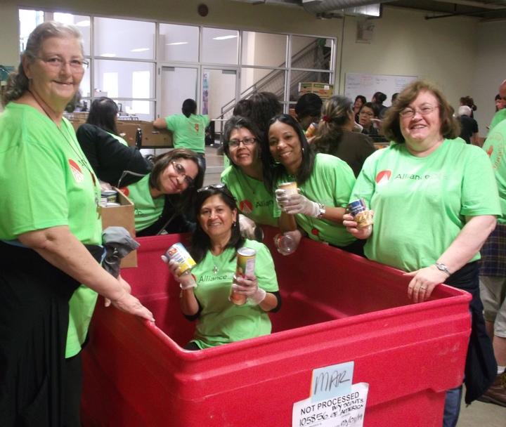 Team Volunteerism T-Shirt Photo