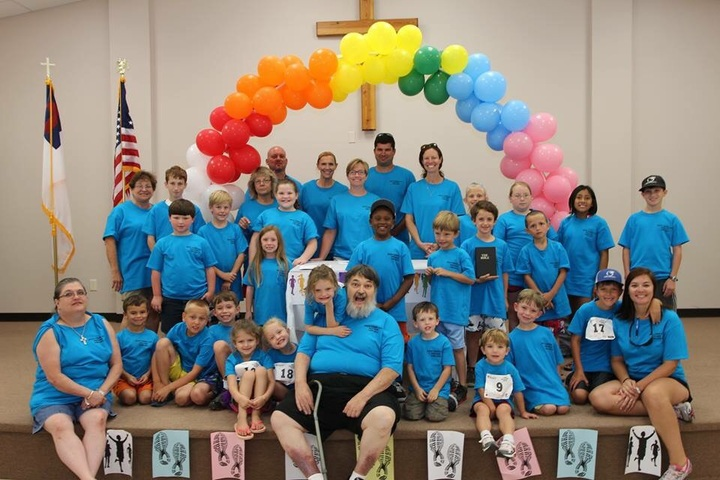 Vacation Bible School T-Shirt Photo