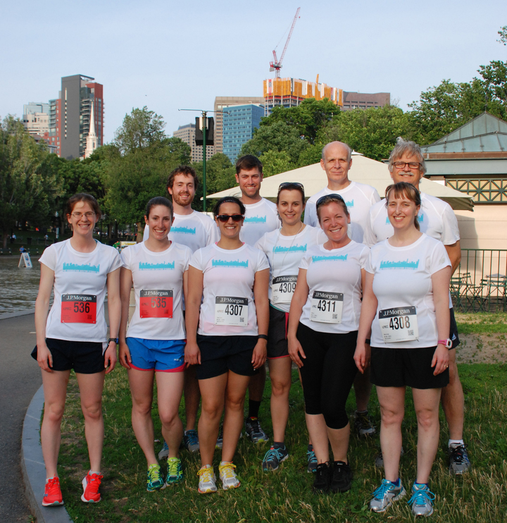 Corporate Challenge 2015 T-Shirt Photo