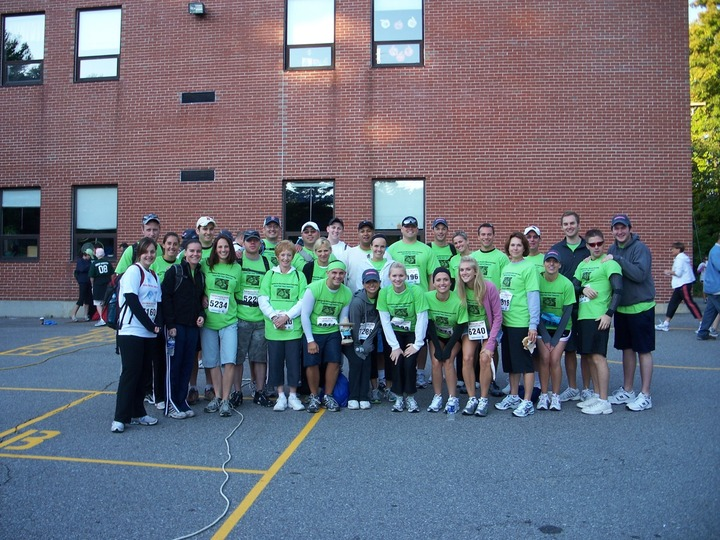 Dana Farber Jimmy Fund Boston Walkathon T-Shirt Photo