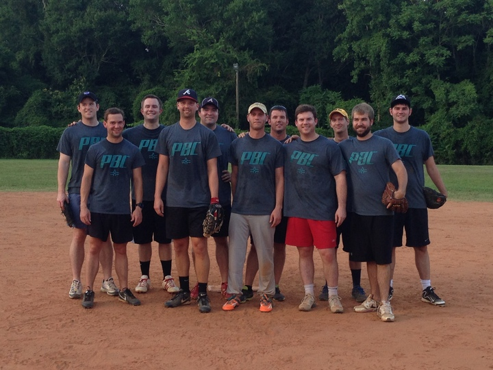 Team Pbc! T-Shirt Photo