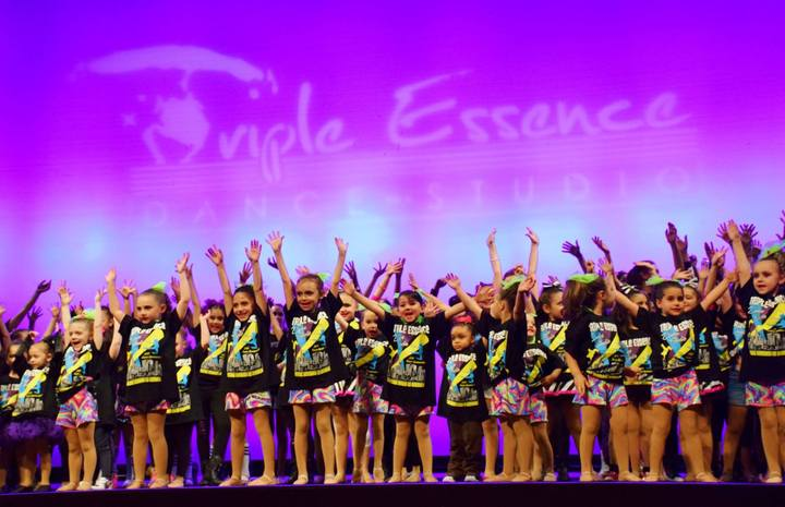 Triple Essence Dance Spectacular T-Shirt Photo