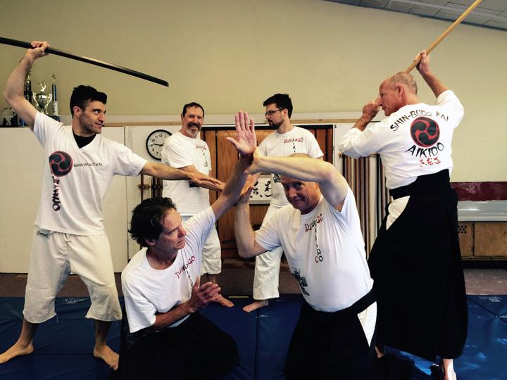 Durango Dojo: Shin Budo Kai Aikido T-Shirt Photo