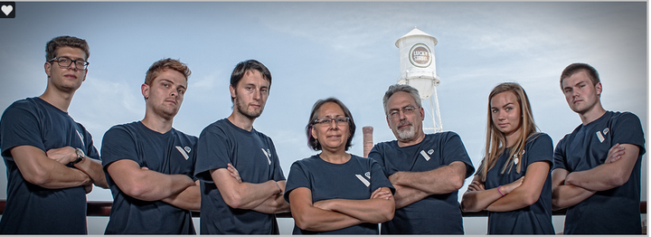 Team Vijilent Out To Protect The World T-Shirt Photo