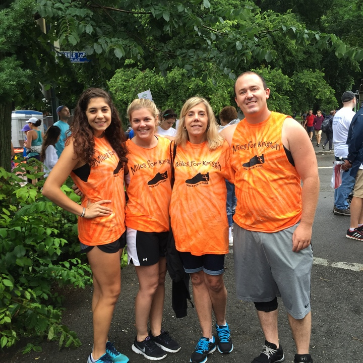 2015 Achilles Walk For Hope And Possibility T-Shirt Photo