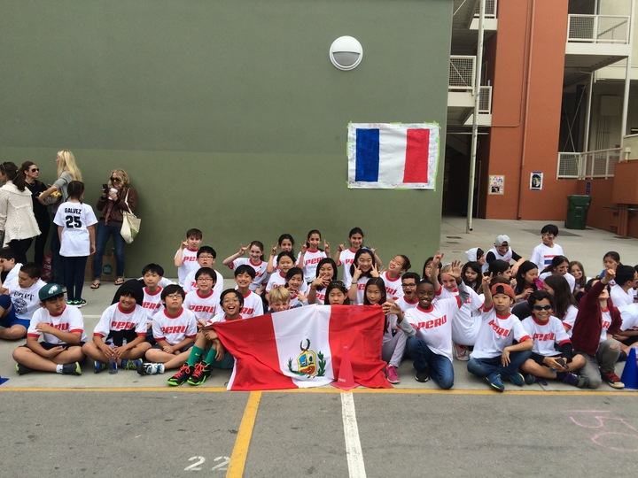 Sports Day 2015   Peru! T-Shirt Photo