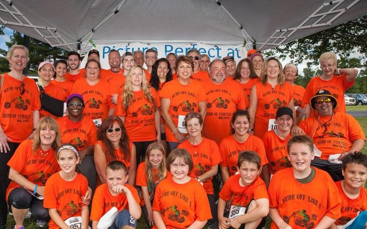 Herd Of Turtles T-Shirt Photo