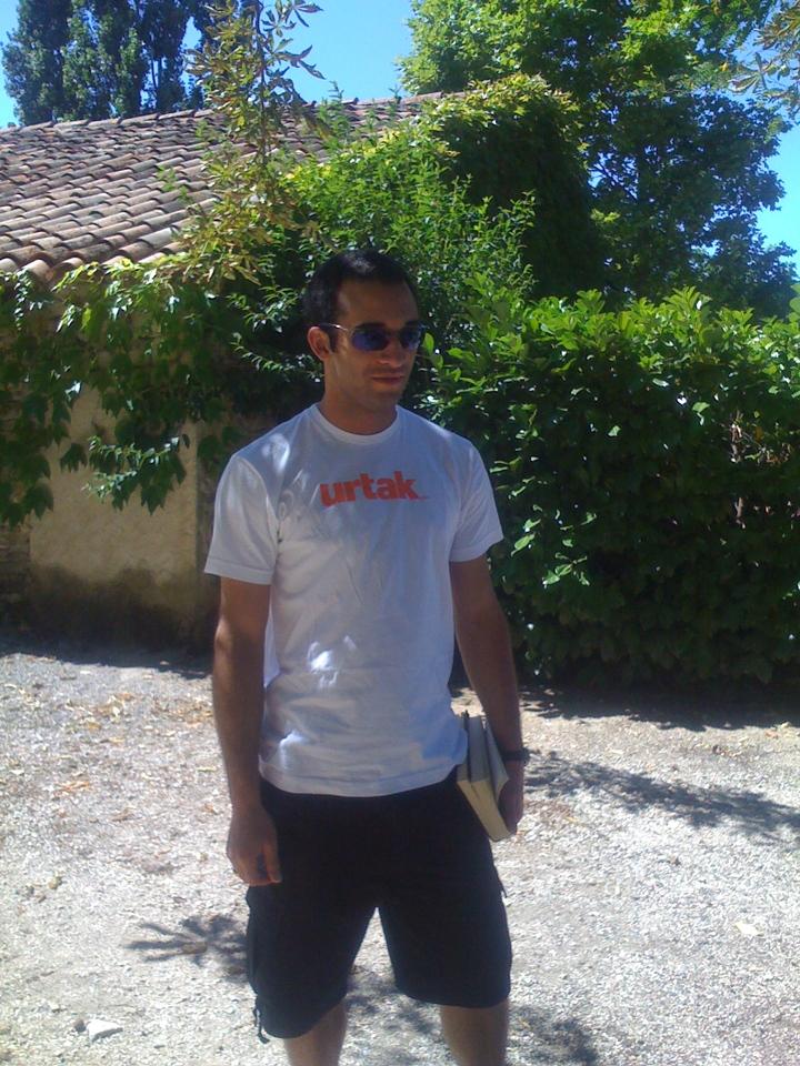 Founder A T-Shirt Photo