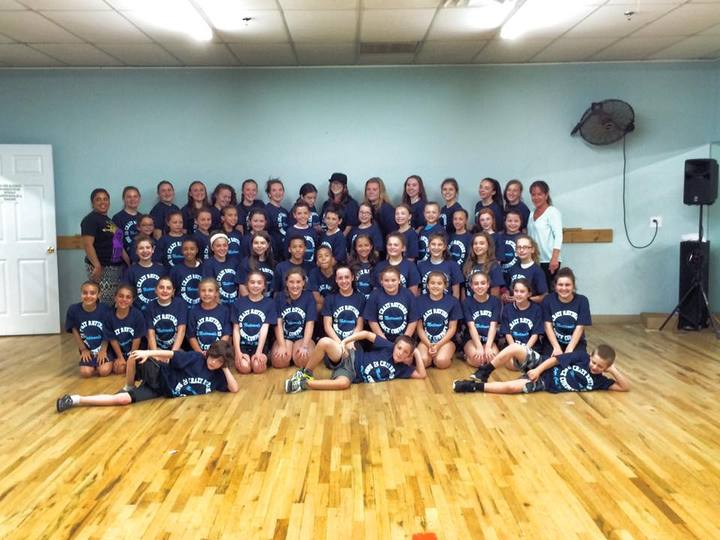 Crdc Team Dancers Nationals Cape Cod 2015 T-Shirt Photo