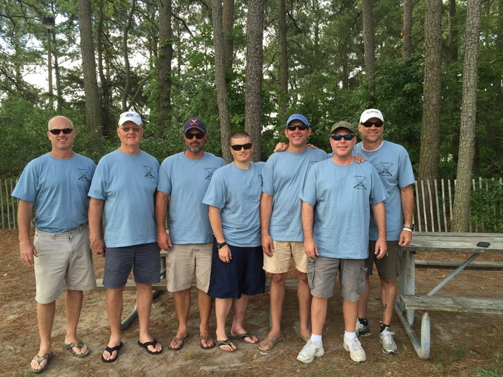 32nd Annual Men's Fishing Trip T-Shirt Photo