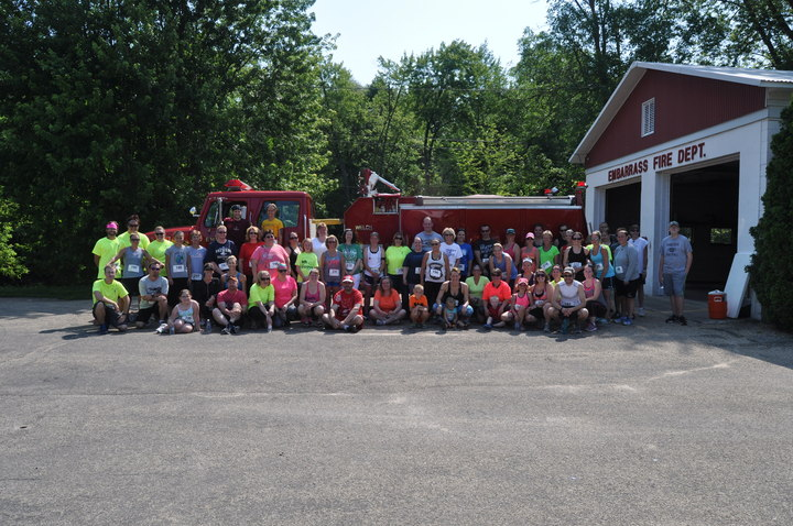 Evfd 5k Walk/Run 2015 T-Shirt Photo