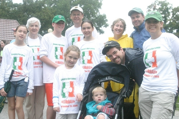 Als Walk4 Life Chicago T-Shirt Photo