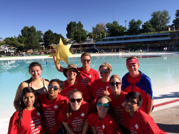 Lifeguard Games 2015 T-Shirt Photo
