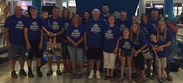 Rupp University T-Shirt Photo